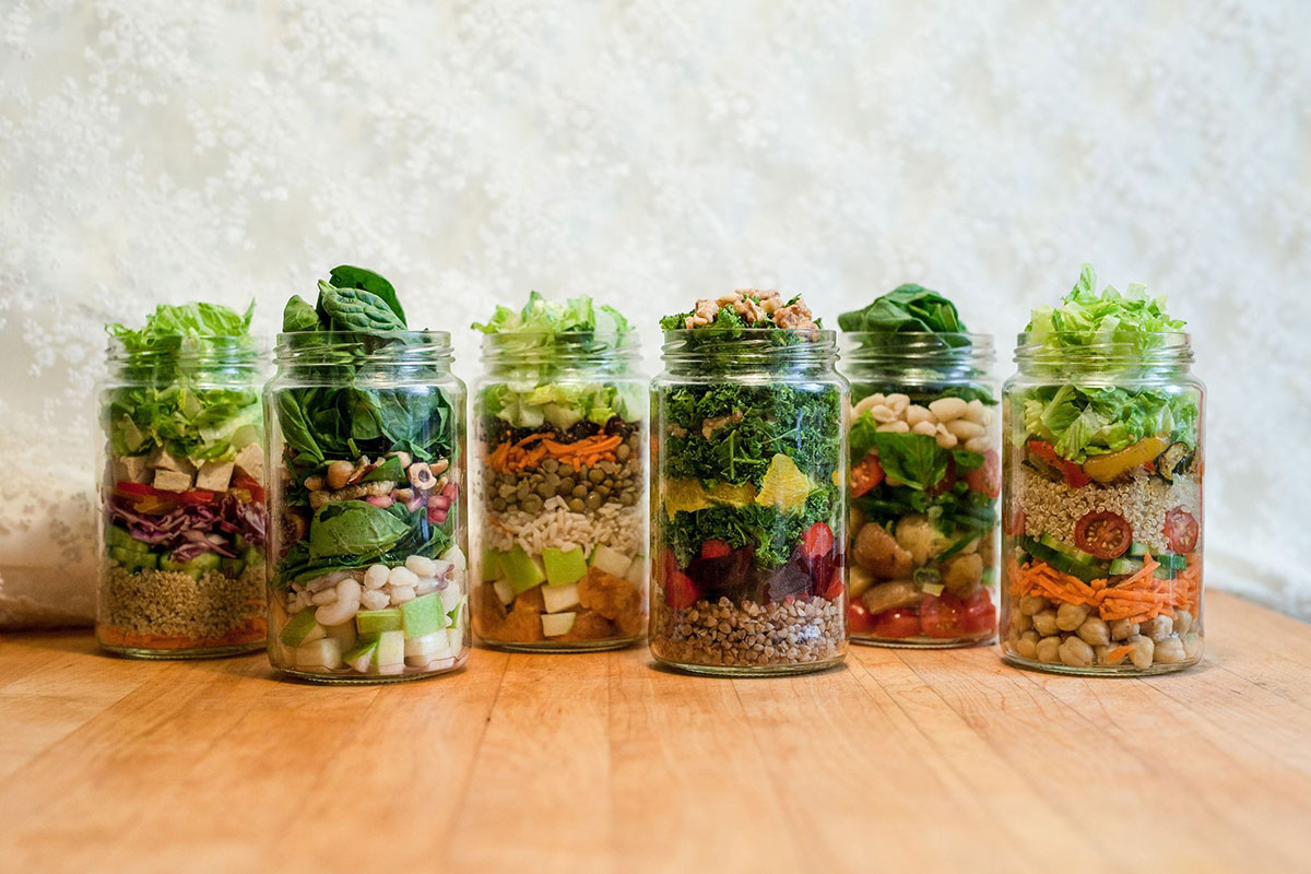 jarz-salad-in-a-jar-marche-jean-talon-montreal © Will Travel for Food