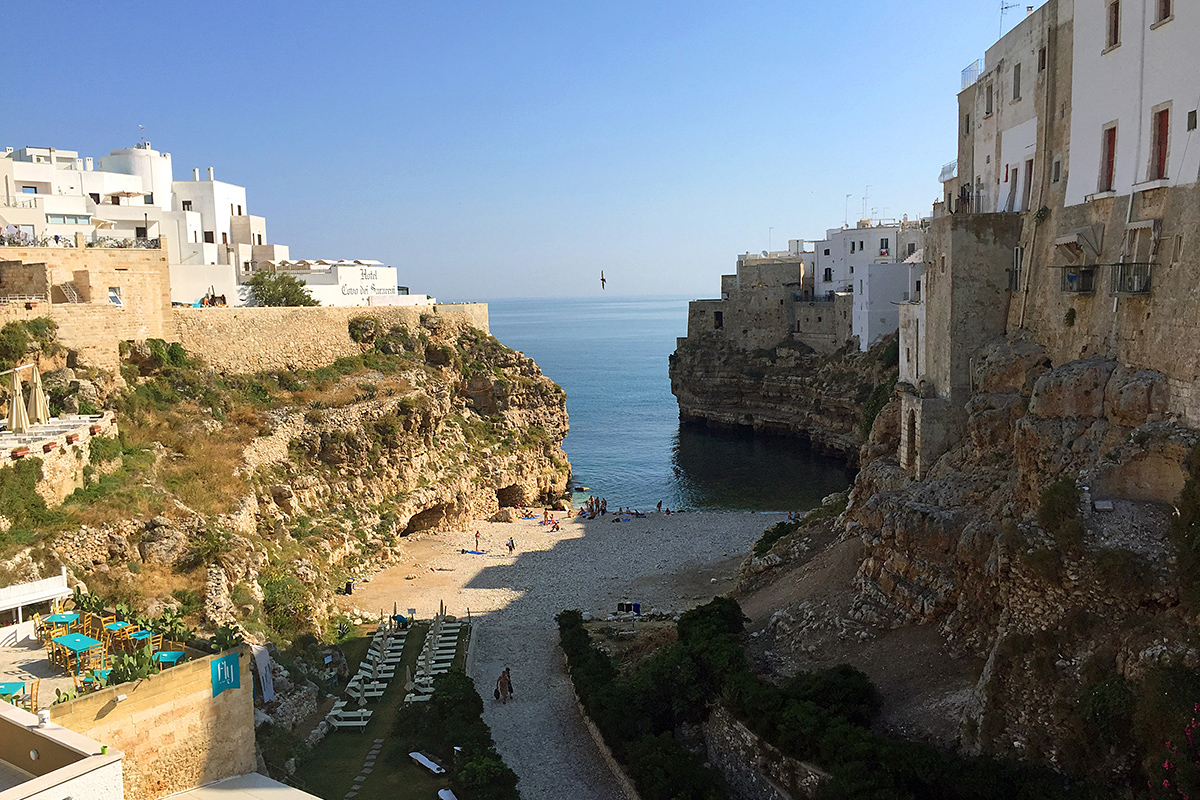 puglia italy best beaches © Will Travel for Food