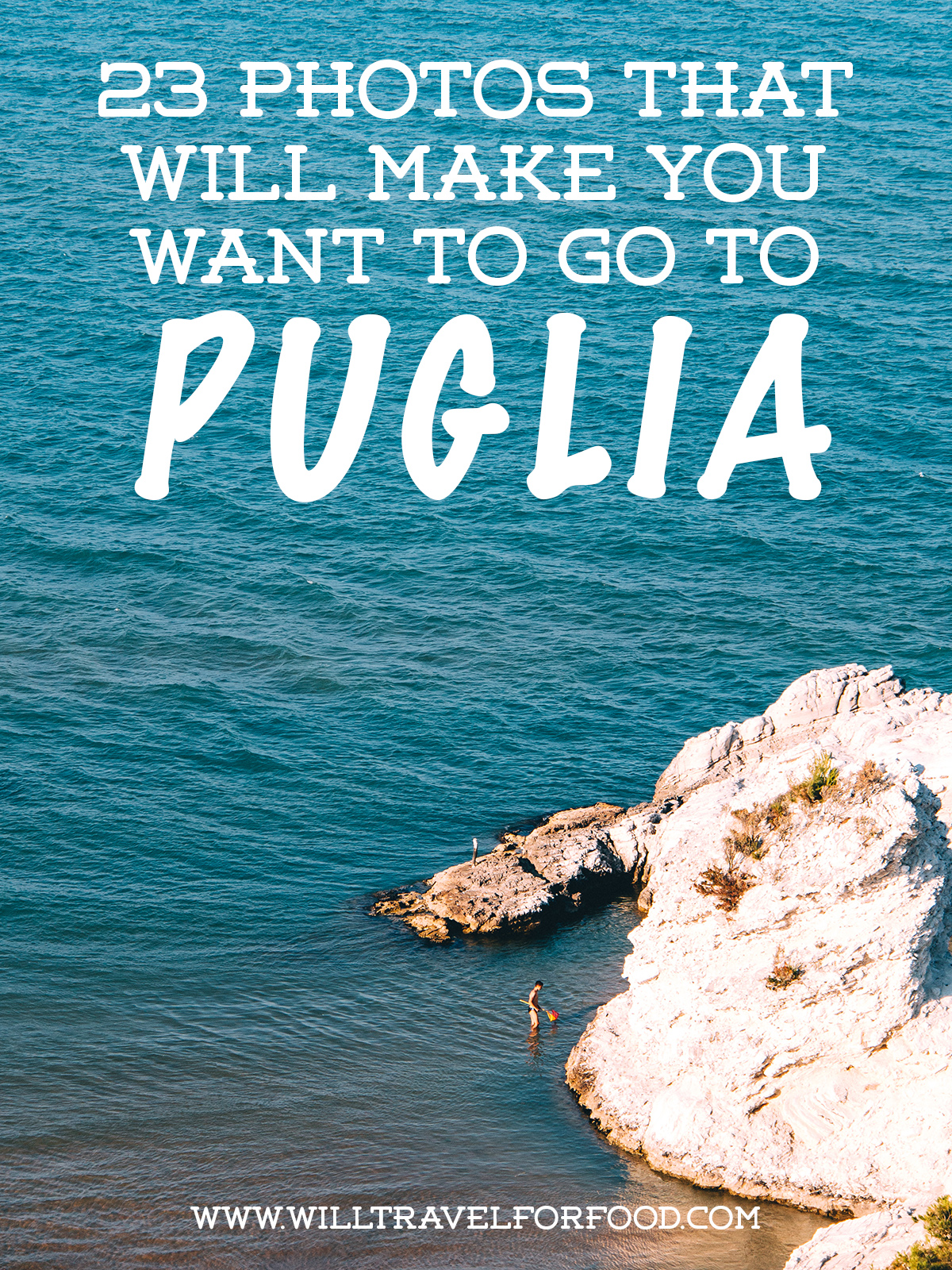 travel to puglia © Will Travel for Food