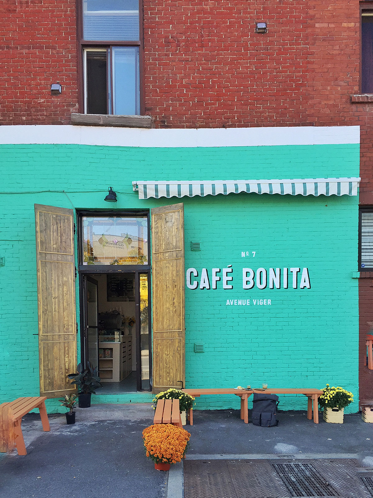 cuban-cafe-bonita-chinatown-montreal © Will Travel for Food