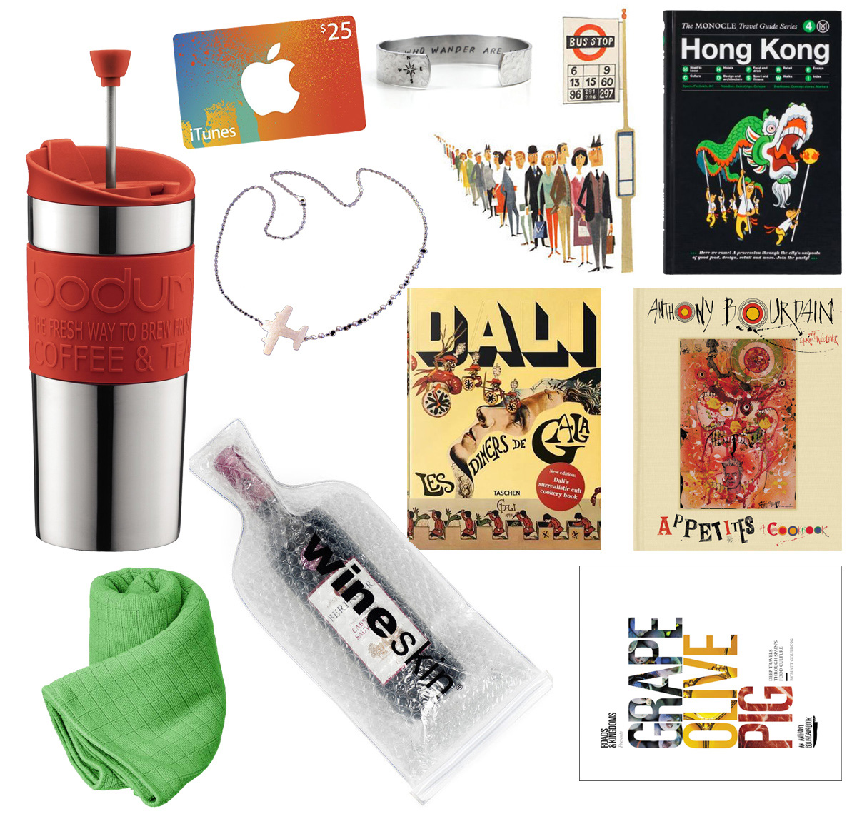 food-and-travel-gifts © Will Travel for Food