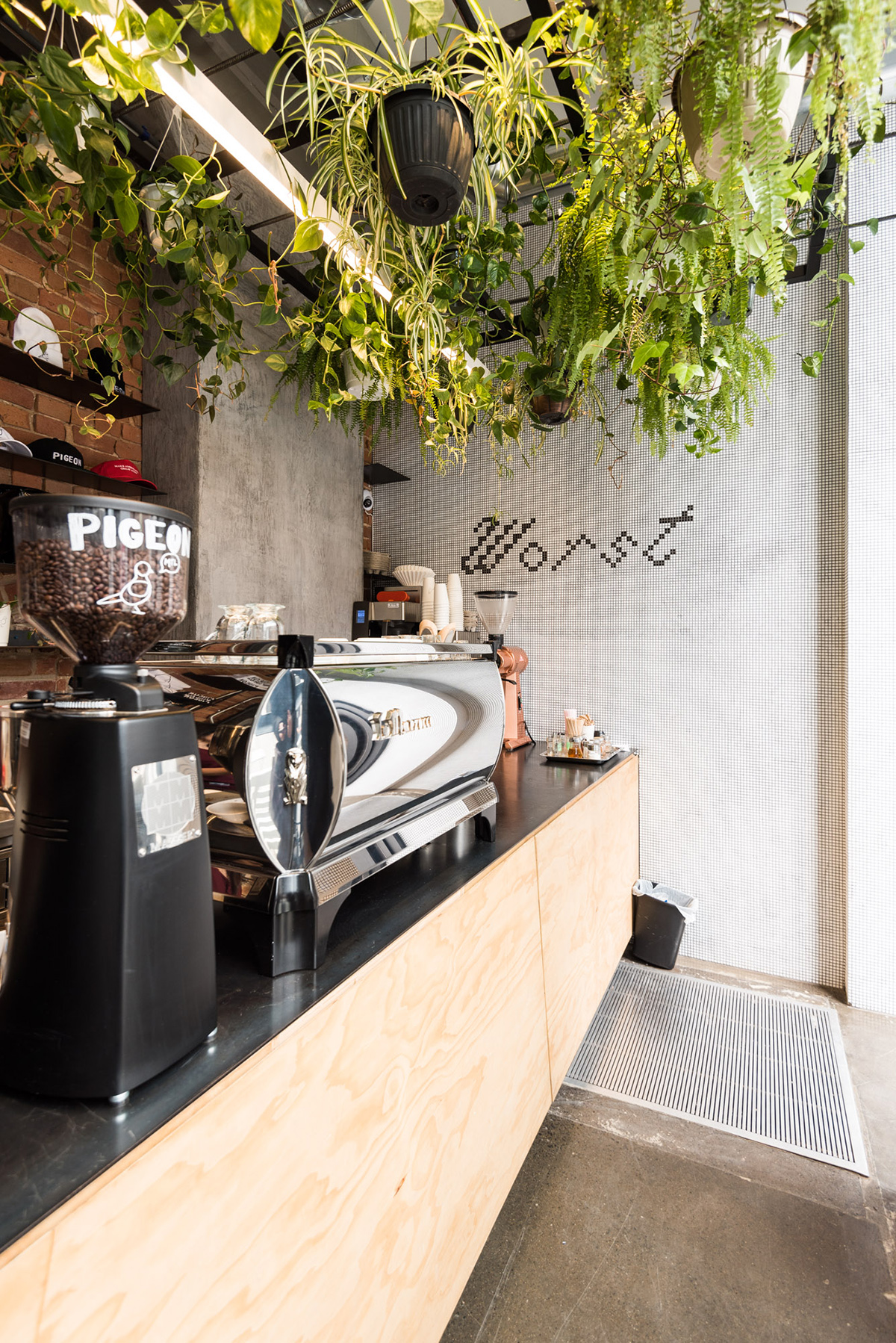 Montreal - Coffee - Pigeon Espresso © Will Travel for Food