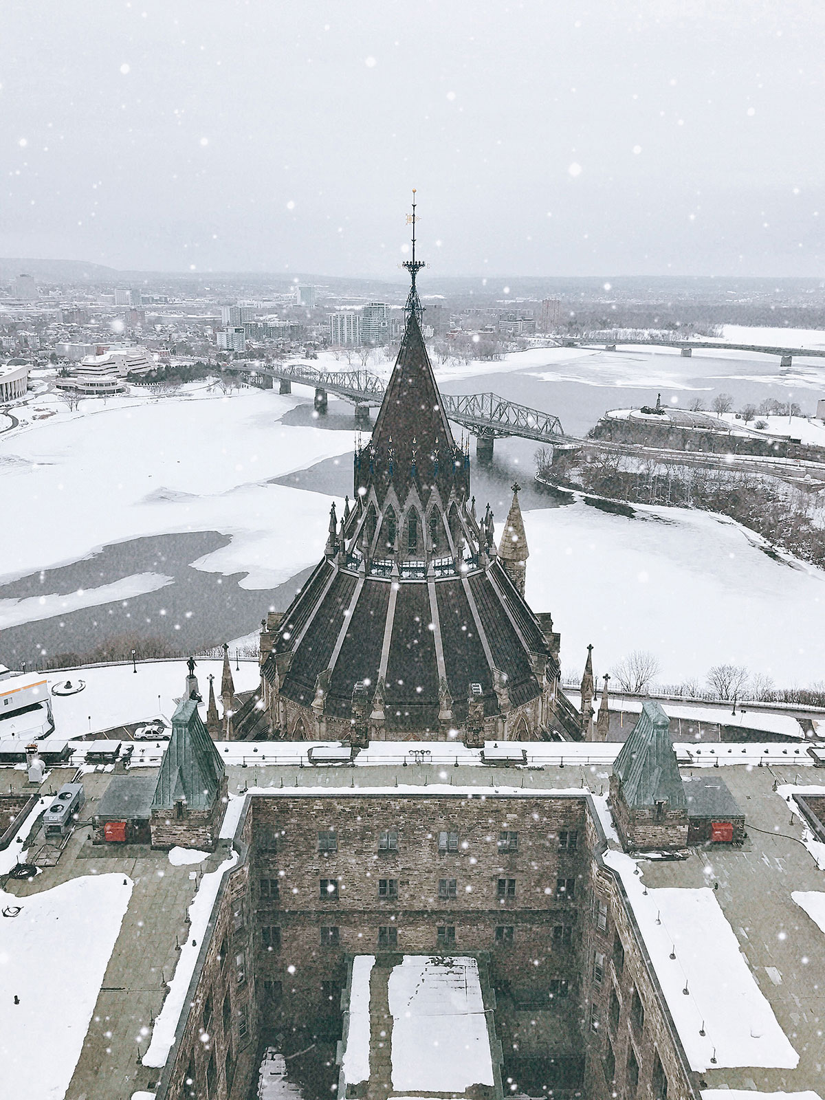 ottawa-parliament-visit © Will Travel for Food
