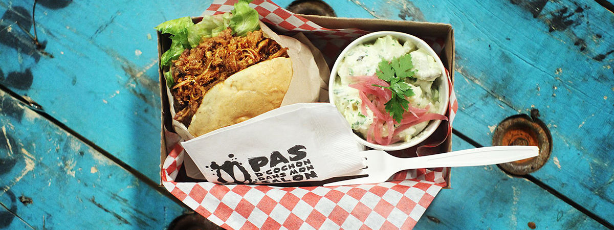 street food guide montreal © Will Travel for Food