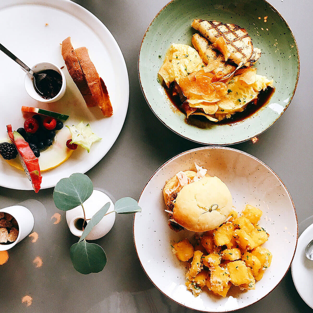 hopkins-brunch-monkland-montreal © Will Travel for Food