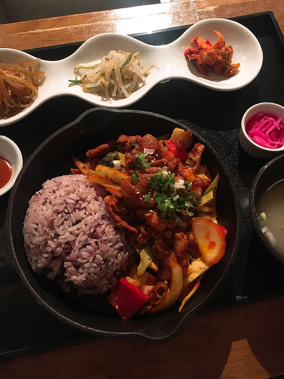 petit-seoul-korean-restaurant-montreal © Will Travel for Food