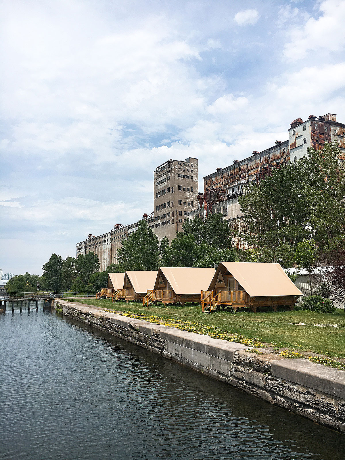 otentik-camping-old-montreal © Will Travel for Food