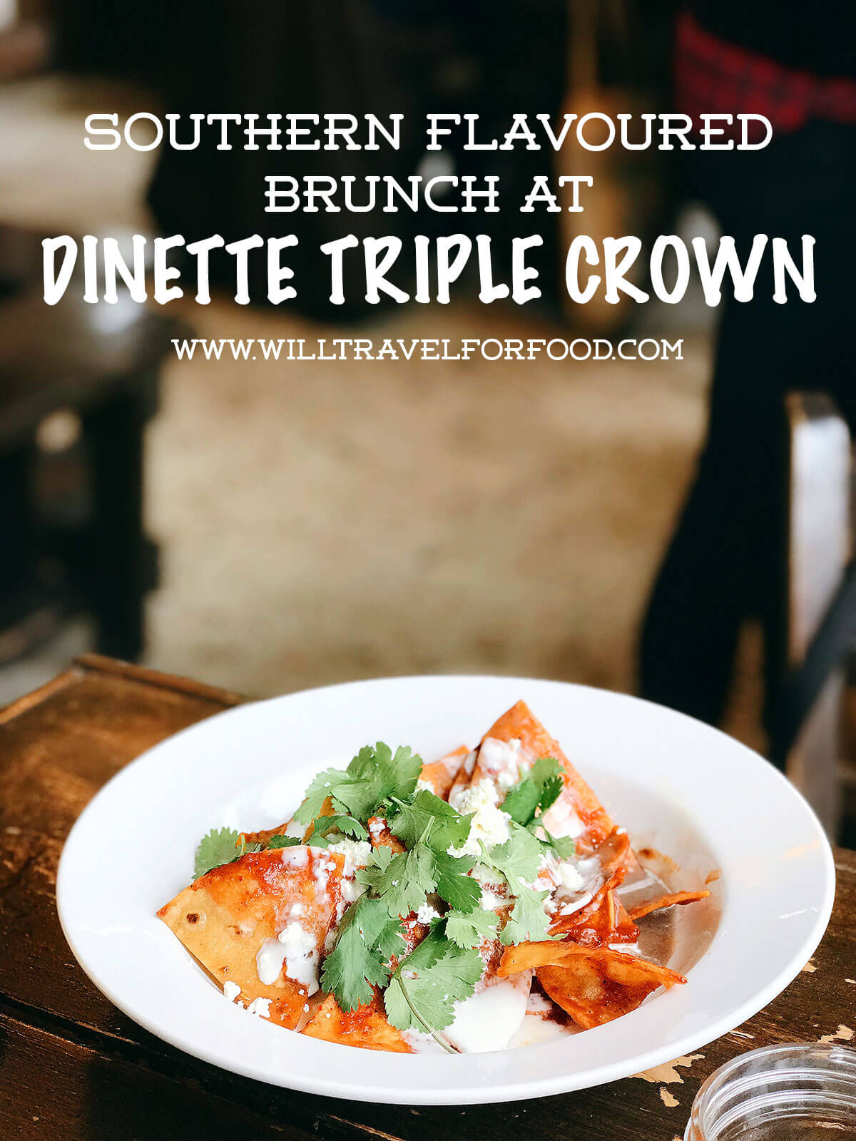 brunch-dinette-triple-crown-montreal © Will Travel for Food