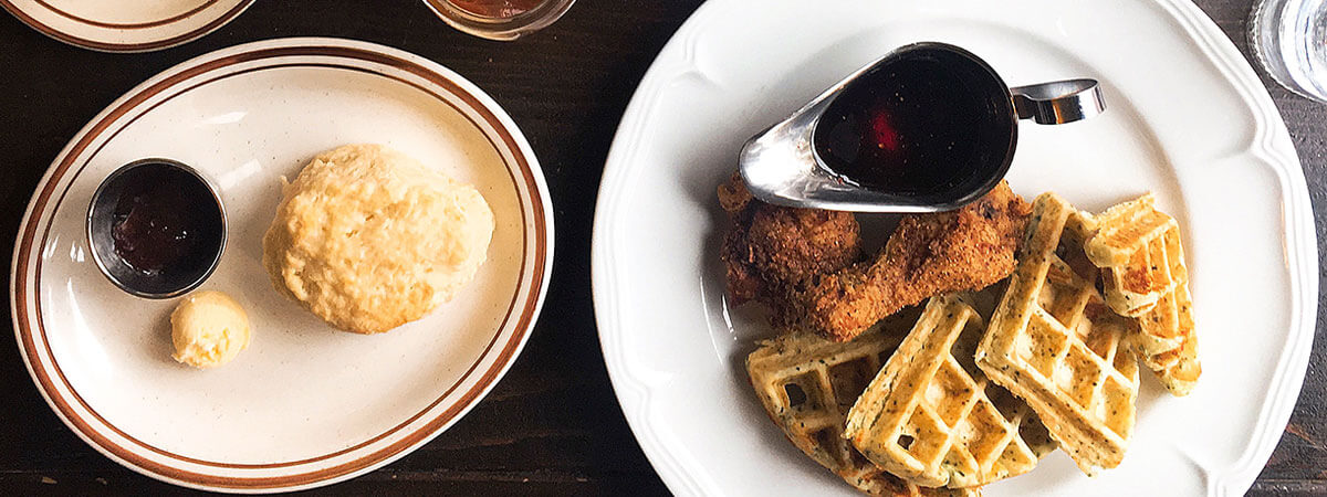 montreal-brunch-dinette-triple-crown © Will Travel for Food