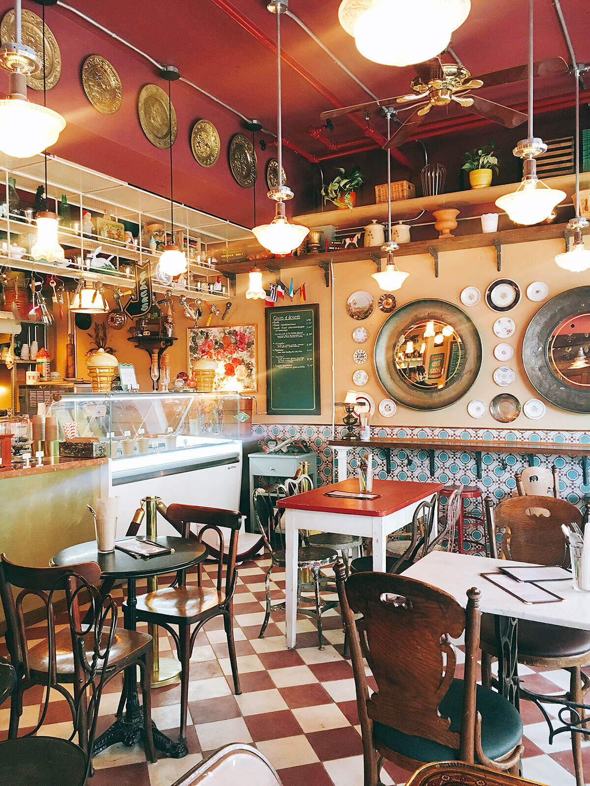 best-instagram-cafe-montreal © Will Travel for Food