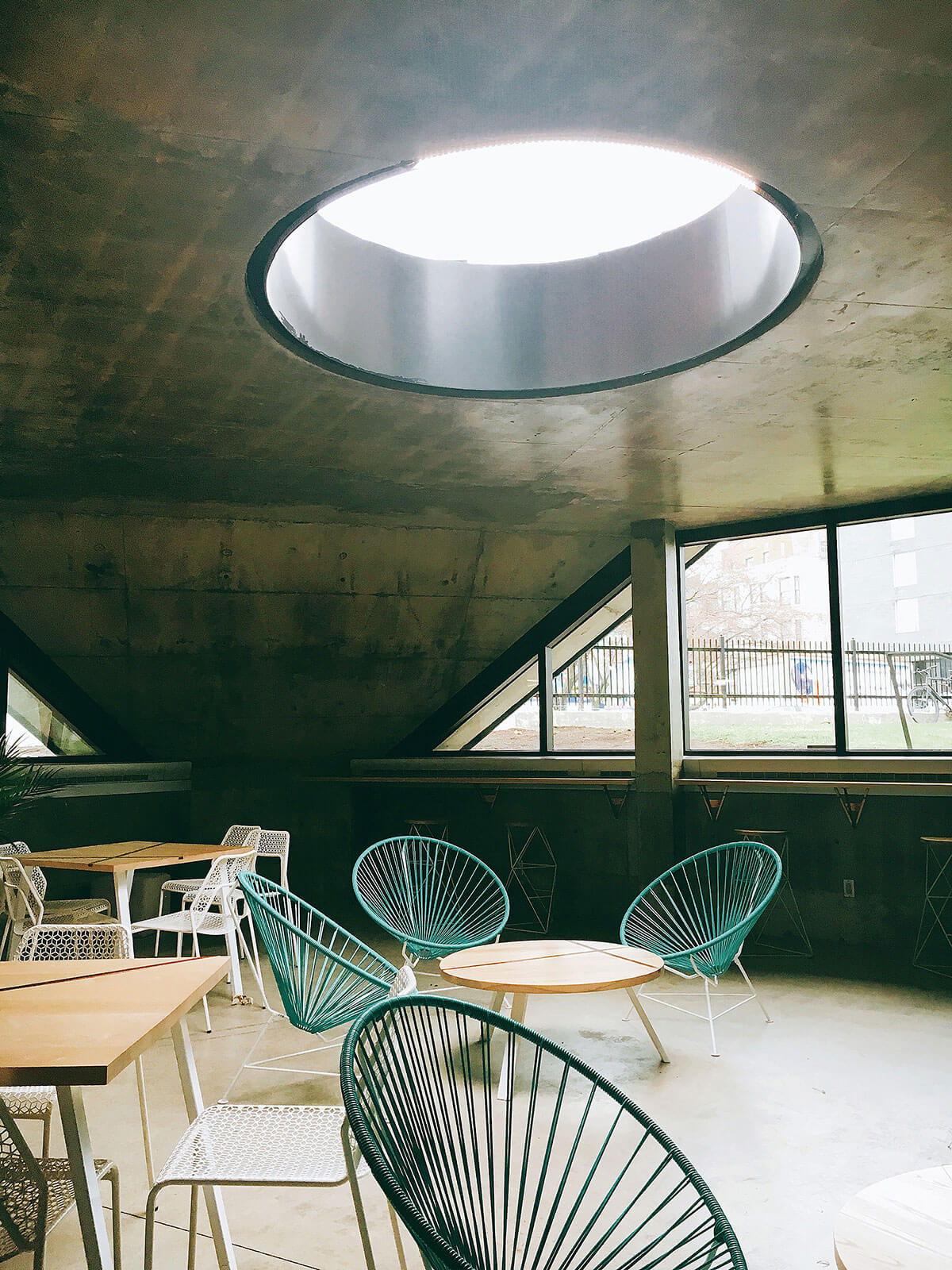 instagrammable-cafe-montreal © Will Travel for Food