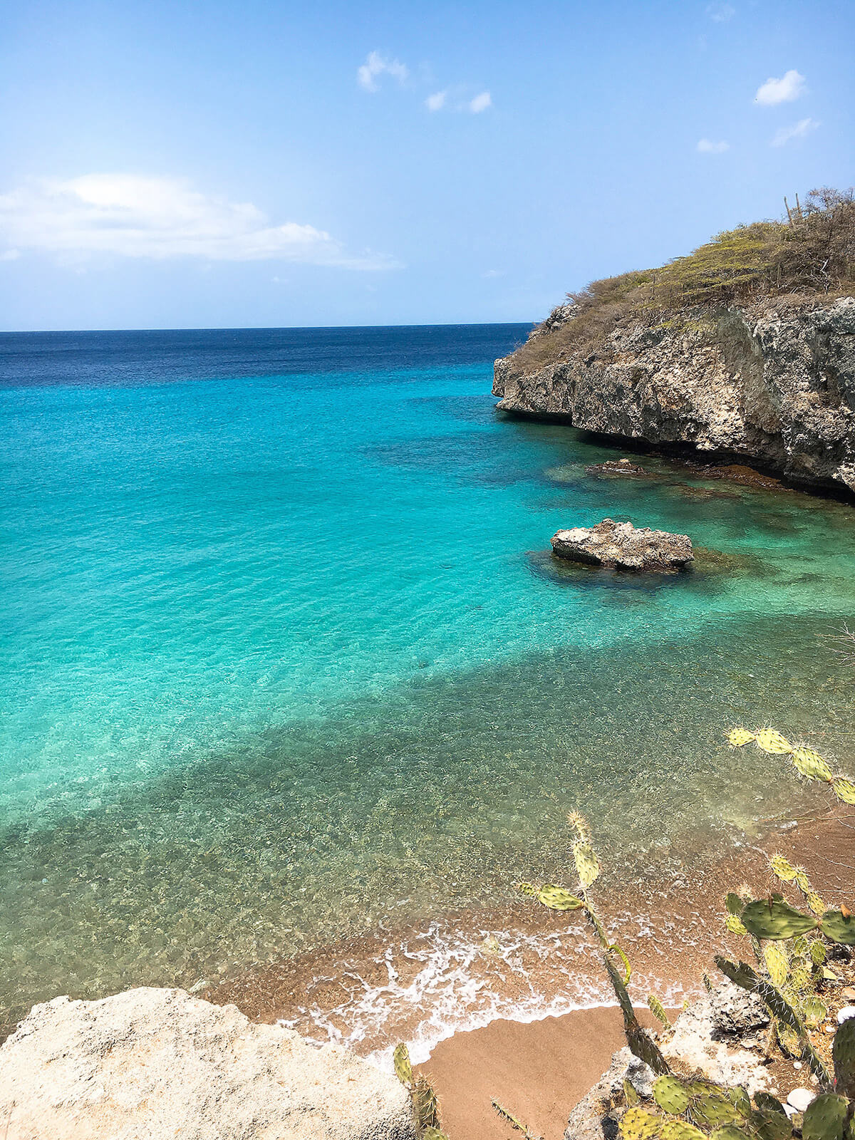 best-beach-curacao © Will Travel for Food