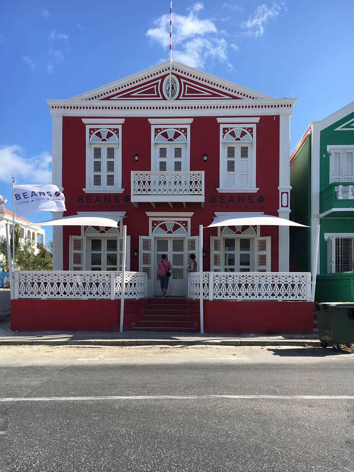willemstad-curacao-architecture ©Will Travel for Food
