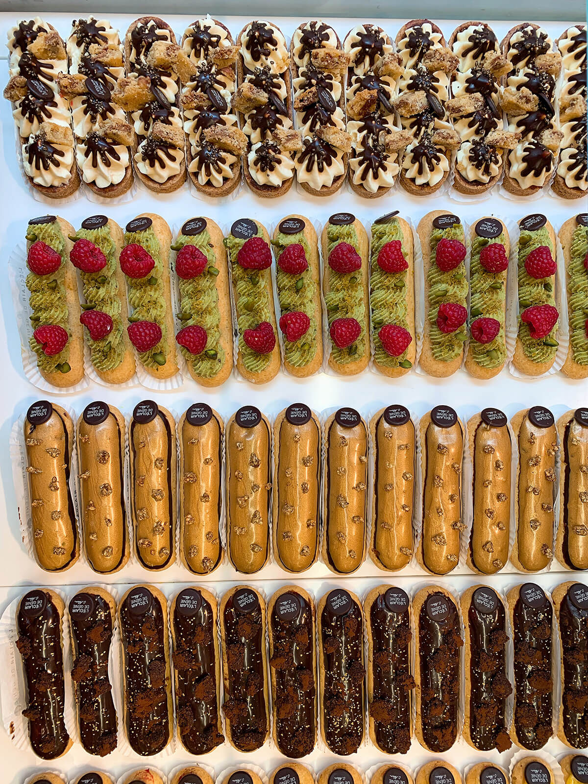 eclair-de-genie-top-pastry-shop-paris © Will Travel for Food