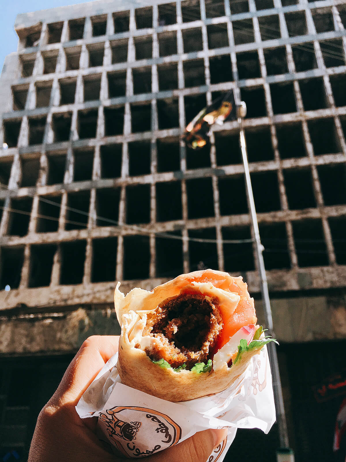 best falafel Beirut © Will Travel for Food