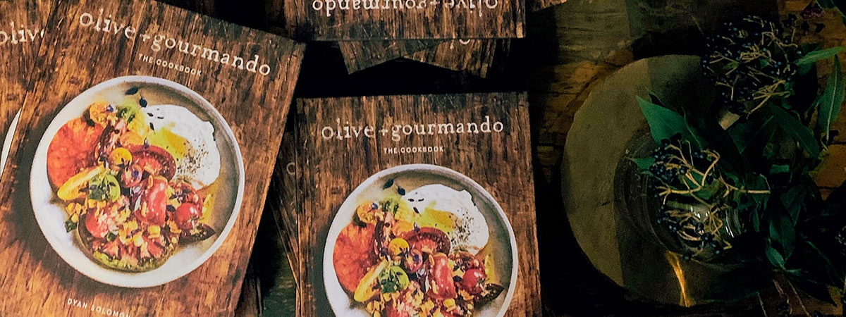 Old Montreal's Olive et Gourmando cookbook review   © Will Travel for Food