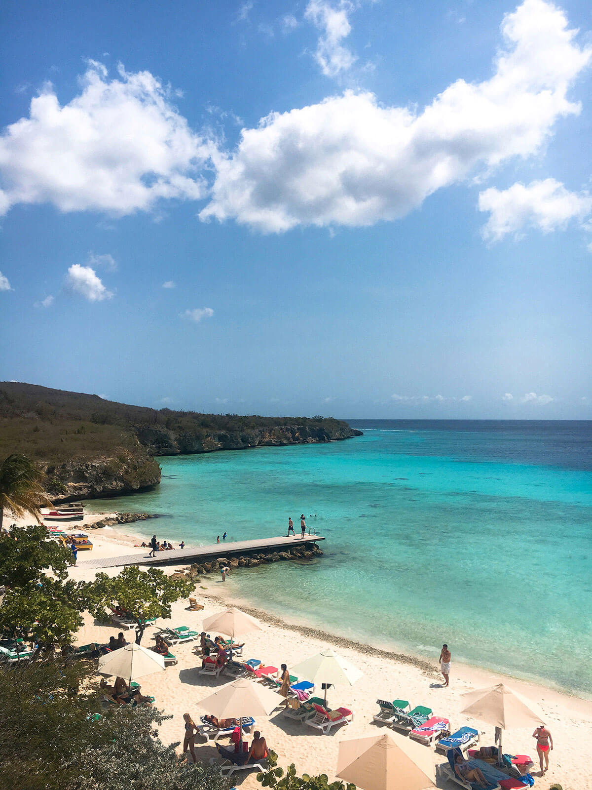 porto mari best beach curacao © Will Travel for Food