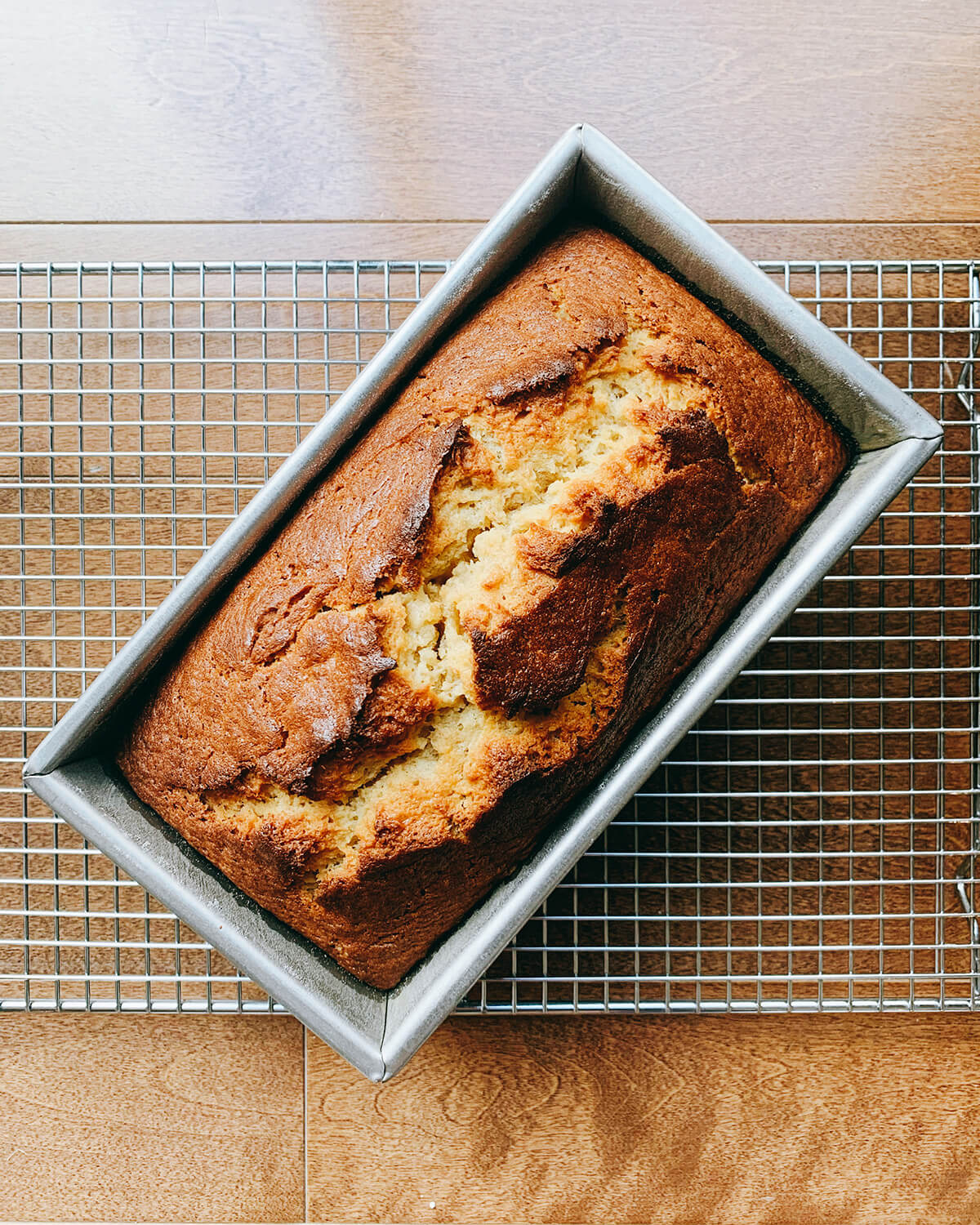 best banana bread recipe © Will Travel for Food